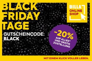Billa Black Friday