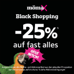 Mömax Black Friday – zB. 16,67% MwSt geschenkt auf ein Möbelstück
