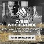 adidas Cyber Wochenende 2017 – 30 % Rabatt auf fast ALLES