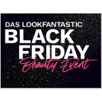 Lookfantastic Black Friday 2020 – bis zu -35% Extra-Rabatt!