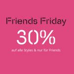 Esprit Black Friends Friday 2020 – 30% Rabatt auf viele Produkte