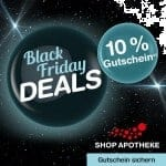 Shop-Apotheke.at Black Friday 2018 – 10 % Rabatt auf ALLES (60 € MBW)