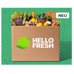 HelloFresh Black Friday: 50% auf 2 Kochboxen – ab 22,50 € statt 44,99 €