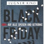 Lugner Kino Black Friday: -50% auf Speisen und Getränke
