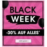 LASCANA Black Week 2020 – 30 % Rabatt auf ALLES