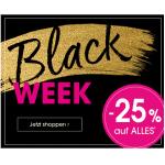 LASCANA Black Week 2019: 25 % Rabatt auf ALLES
