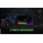 Razer Cyber Weekend – bis zu -50% auf ausgew. Produkte