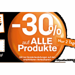 Bettenreiter Orange Friday – 30 % auf alle Produkte