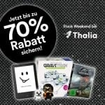 Thalia Black Friday Aktion – zB.: Tolinos in Aktion & 20 % Rabatt auf vieles