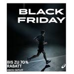 Asics Black Friday 2018 –  Artikel bis zu 70 % reduziert