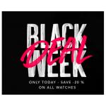Paul Hewitt Black Friday 2018 – Bis zu 20 % Rabatt auf alle Uhren