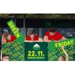 Lagerhaus Green Friday – 15% Rabatt bereits am 22. November