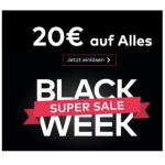 Quelle Pre Black Super Sale – 20 € Rabatt ab 100 € Einkauf