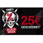 EMP Black Week – 20% Rabatt auf fast alles + gratis Versand
