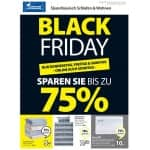 Dänisches Bettenlager Black Friday 2019 – bis zu 75% Rabatt