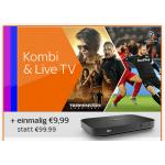 Sky X Superdeal – Kombi & Live TV um 19,99 € statt 34,99 € pro Monat