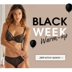 LASCANA Black Week Warm Up – 25% Rabatt auf Dessous & Wäsche