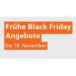 Amazon – Frühe Black Friday Angebote bis 19.11.2020