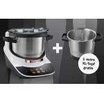 Bosch Cookit Multikocher + 2. XL Topf um 1299 € statt 1528 € – Bestpreis!