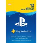 PlayStation Plus Mitgliedschaft – 12 Monate um 44,99 € statt 59,99 €