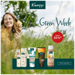 Kneipp Green Week 2020 – 20% Rabatt auf reguläre Produkte