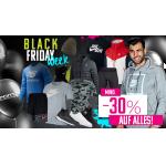 Geomix Black Friday – mind. 30% Rabatt auf ALLES & gratis Versand ab 40